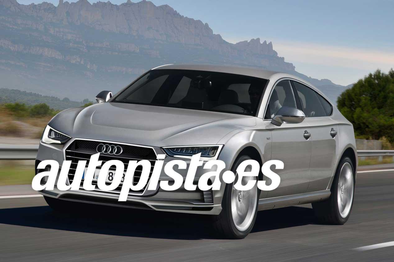 Audi Q8 2017, primeras fotos