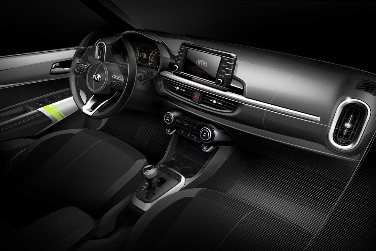 Kia Picanto 2017: primeras imágenes de la tercera generación