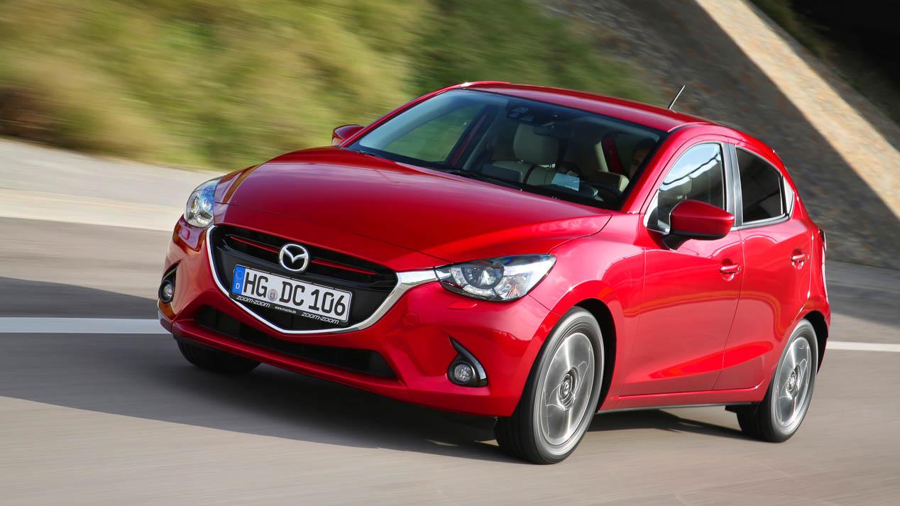 Mazda 2, un utilitario excepcional para la ciudad y algo más