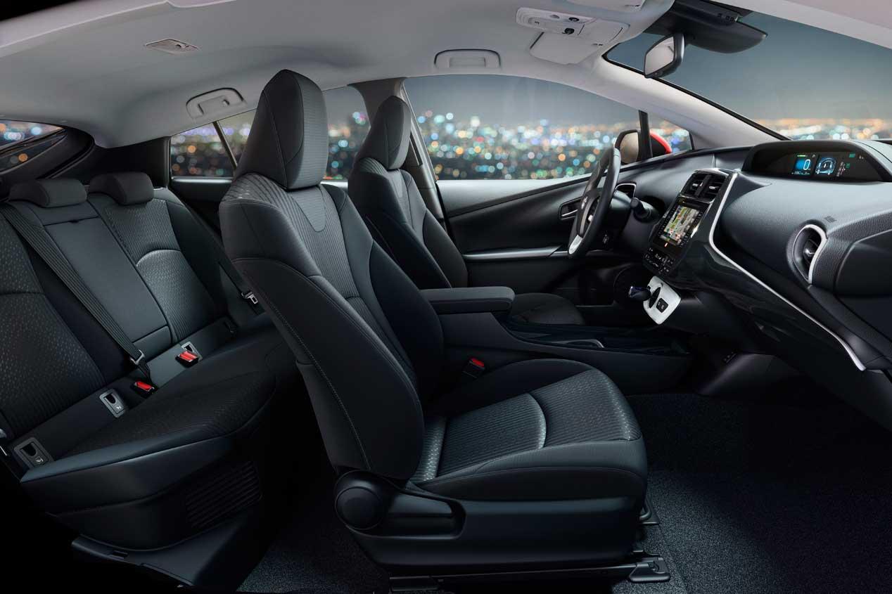Toyota Prius 2017, sus mejores fotos
