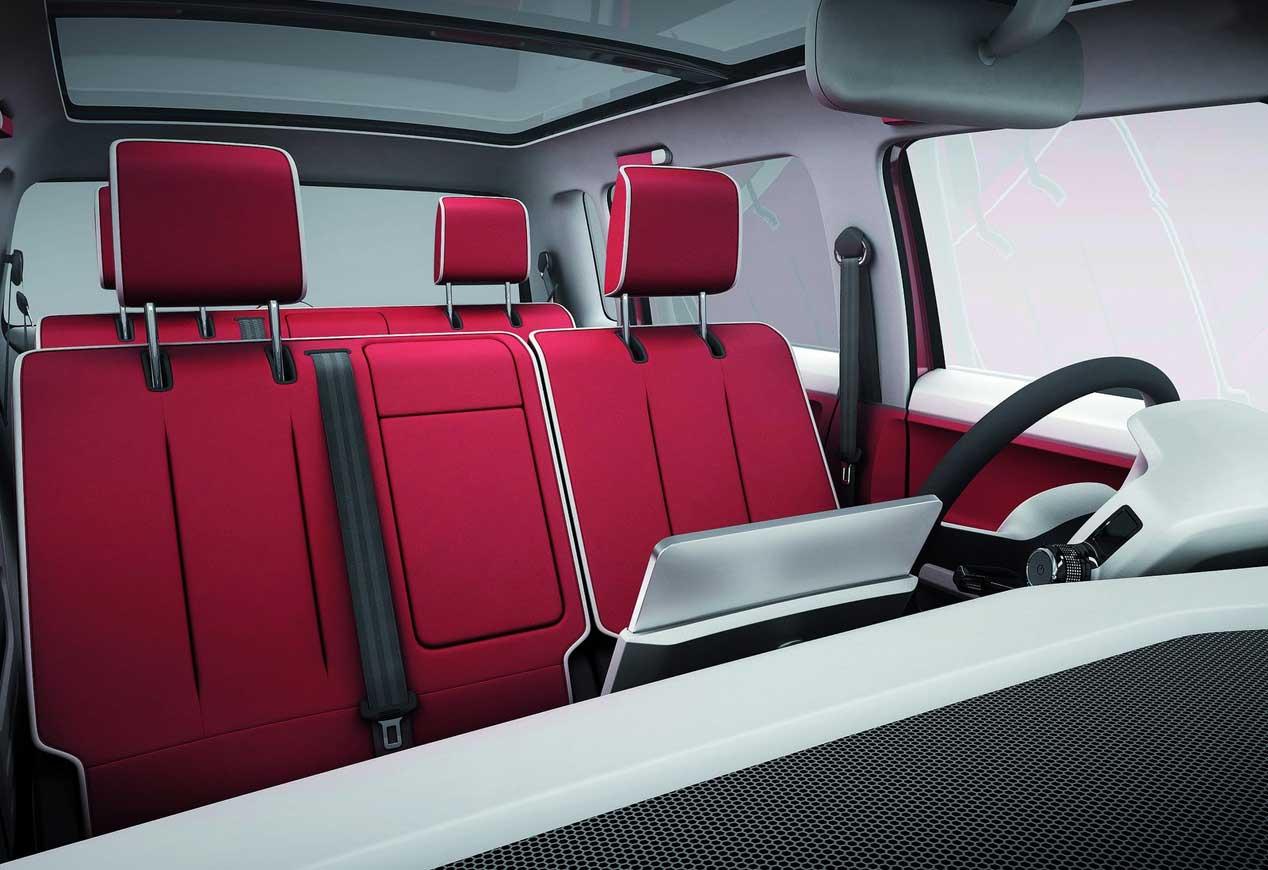La futura VW T1 será electrica