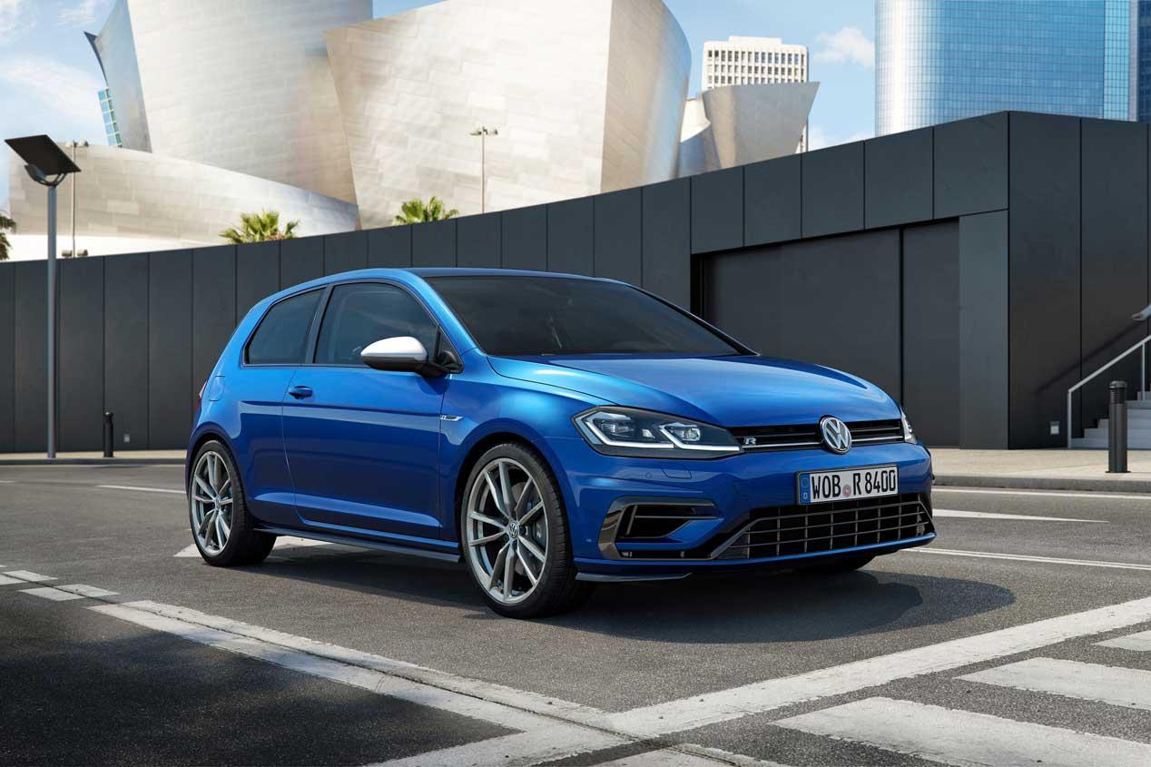 Volkswagen Golf R 2017, sus mejores fotos