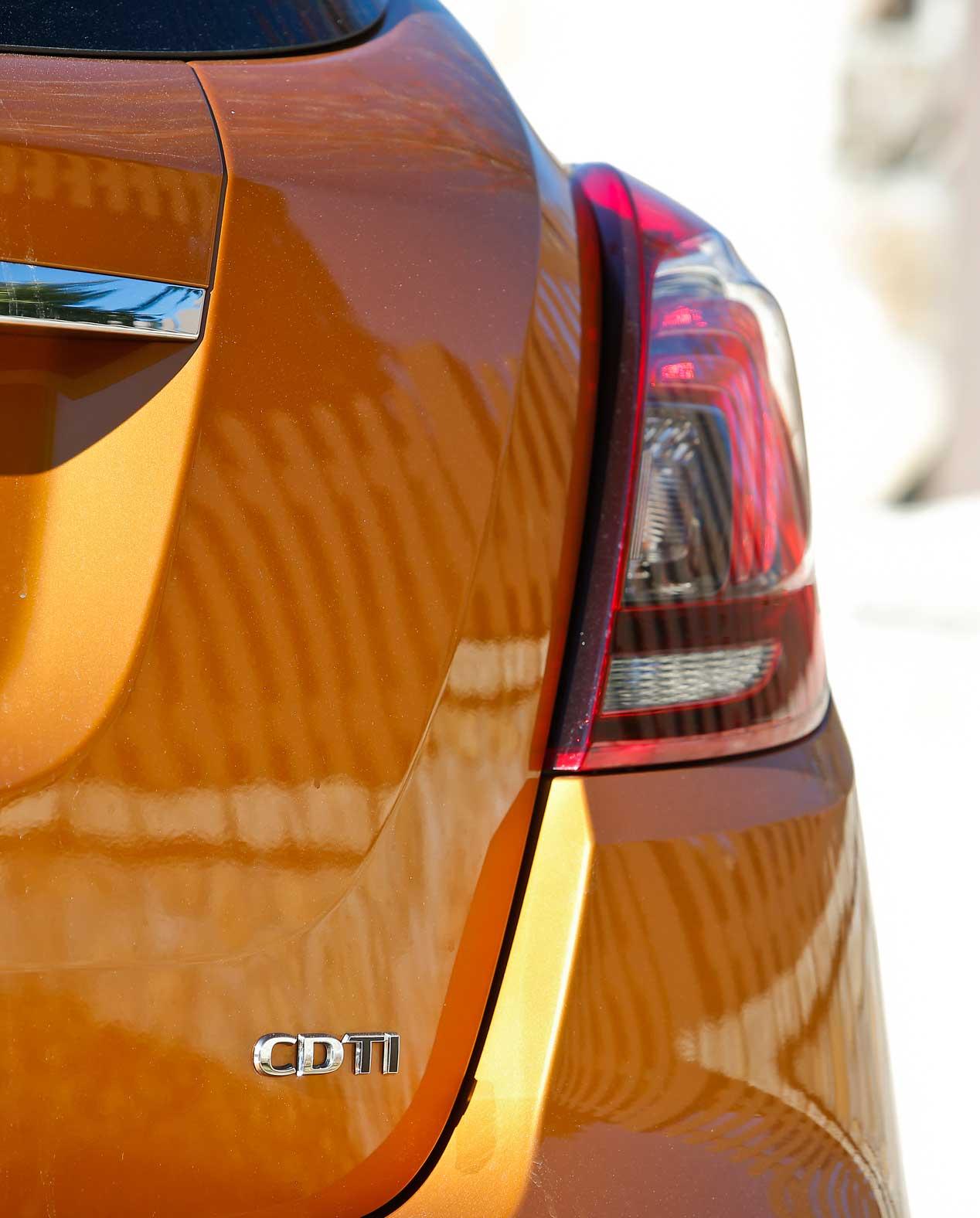 Opel Mokka X 1.6 CDTI 4x4: prueba y fotos