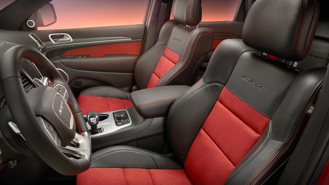 Jeep Grand Cherokee 2017, ya a la venta en España