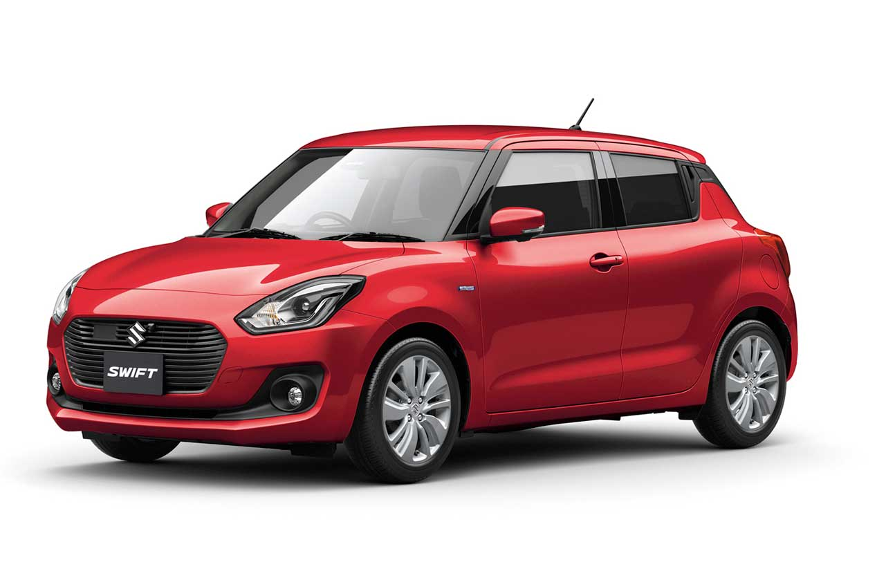 El Suzuki Swift 2017, en fotos