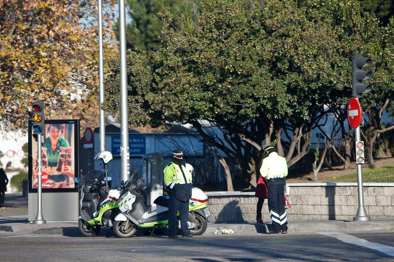 El día en el que en Madrid sólo circuló la mitad de los coches