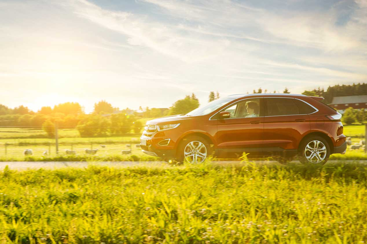 Ford Edge 2.0 TDCI 210 CV, primera prueba