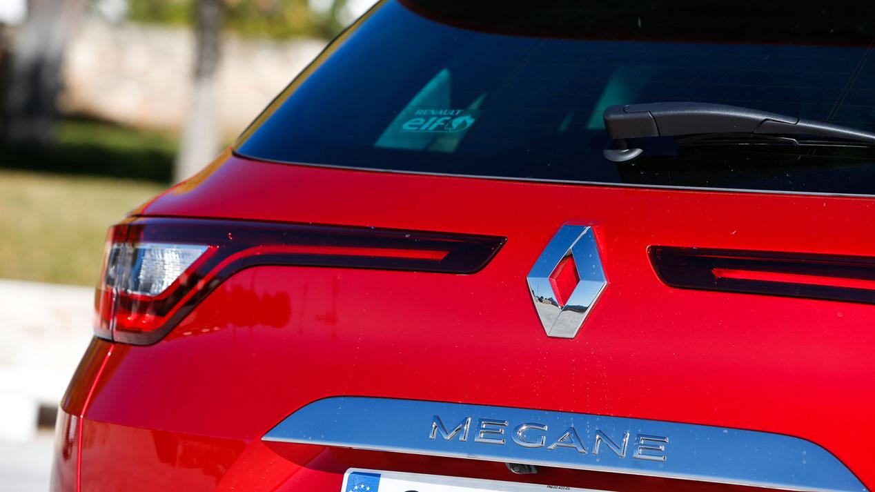 Probamos el Renault Mégane Sport Tourer 1.6 dCi 130