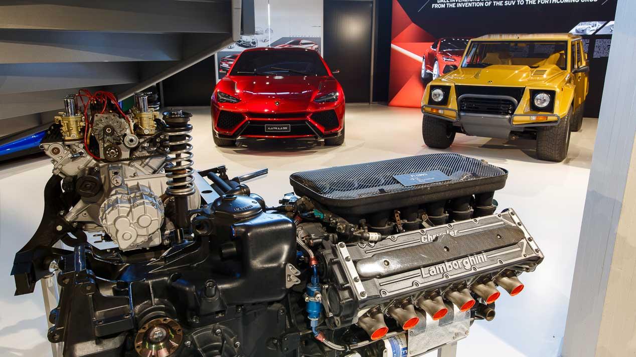 El Lamborghini Urus tendrá versiones hybrid plug-in y V8 biturbo