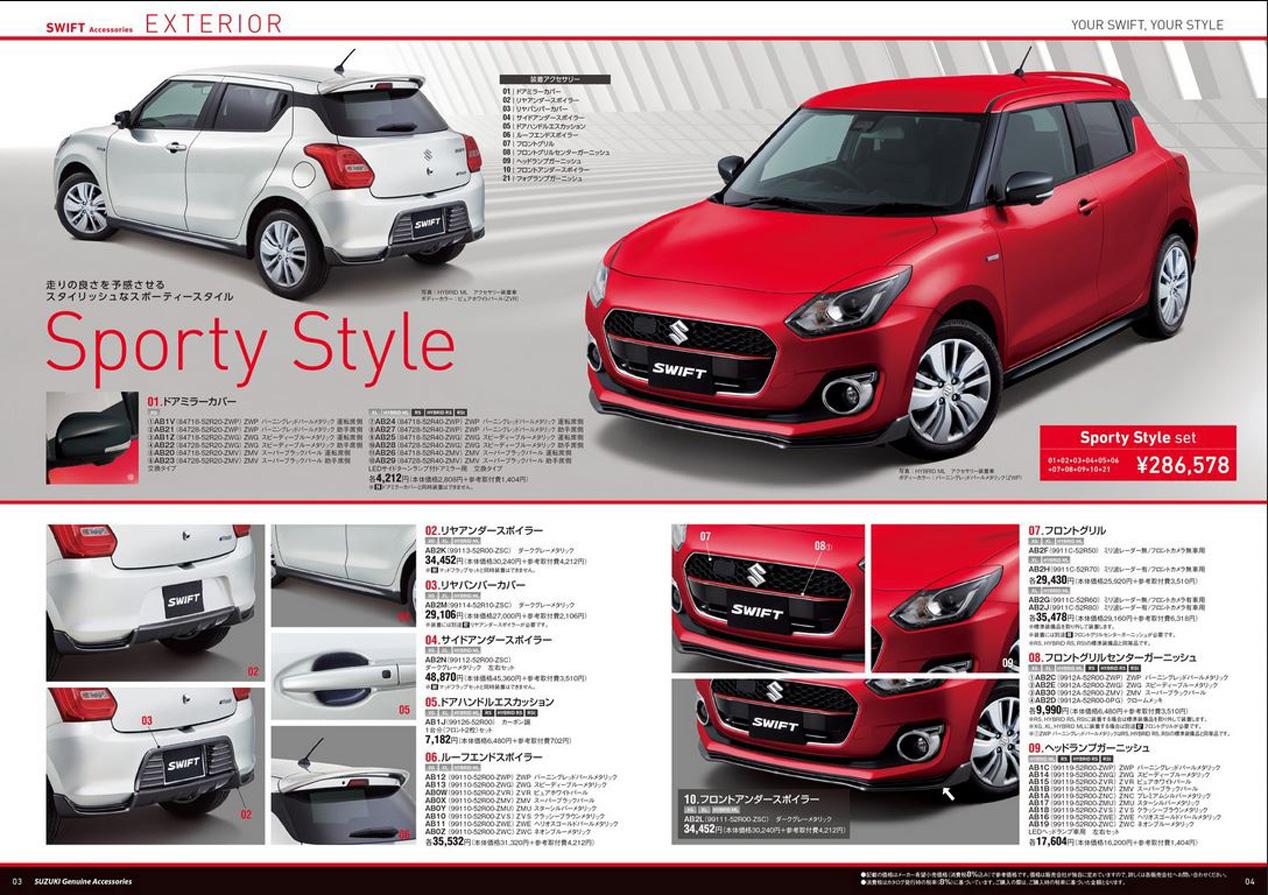Suzuki Swift 2017, alternativa a Mini
