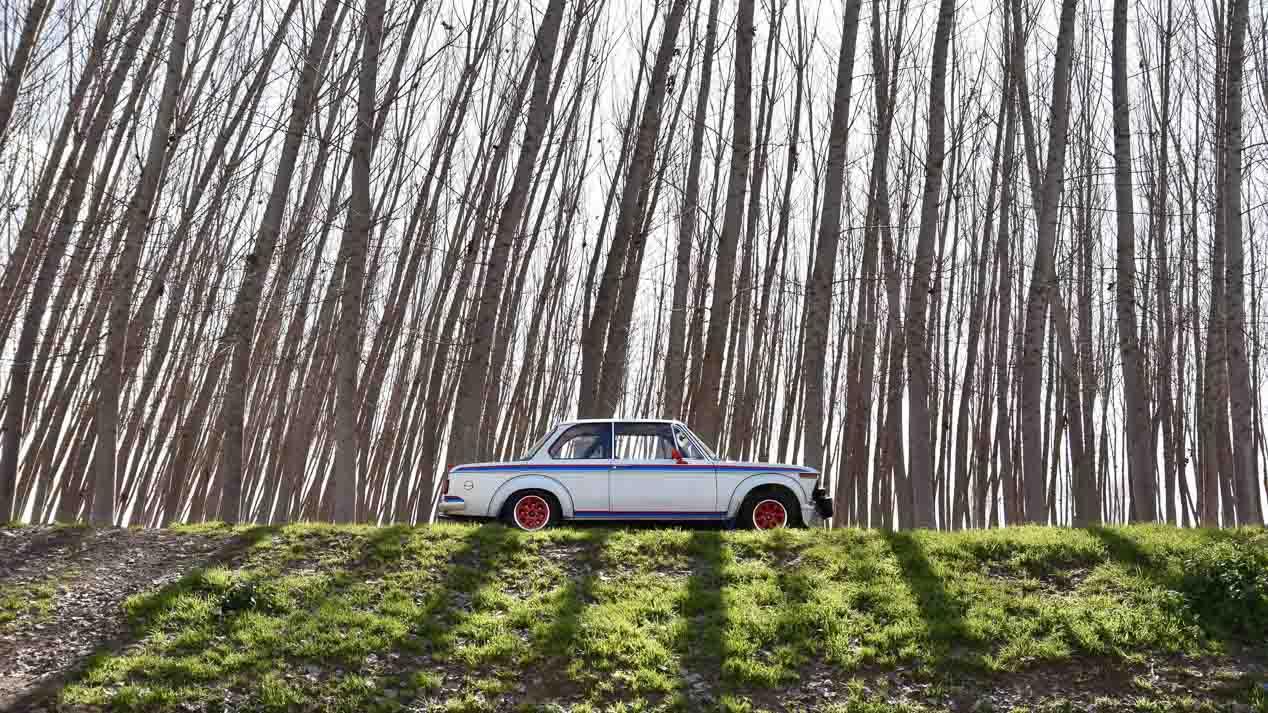 BMW 2002 Tii: un deportivo mítico, en fotos