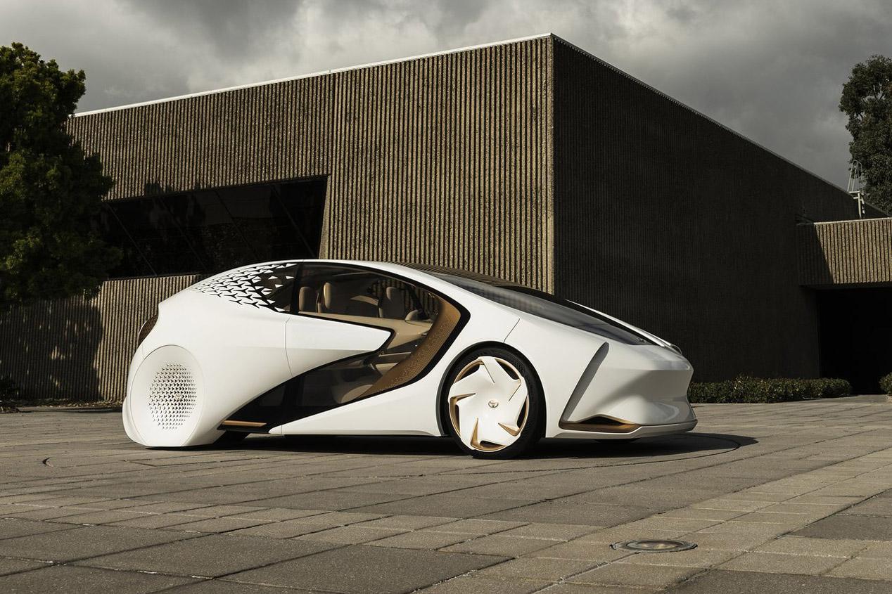 Toyota i Concept, en fotos