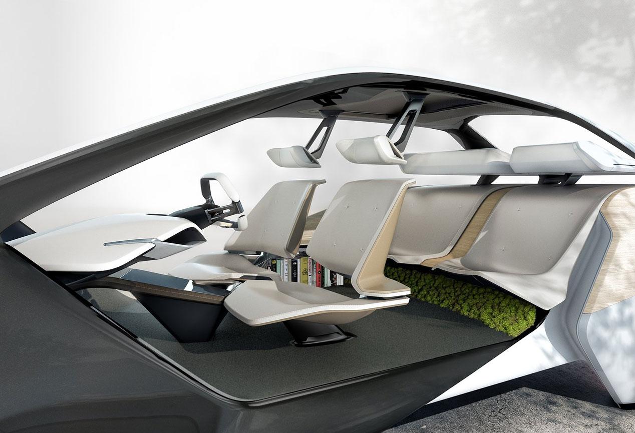 BMW i Inside Future Concept