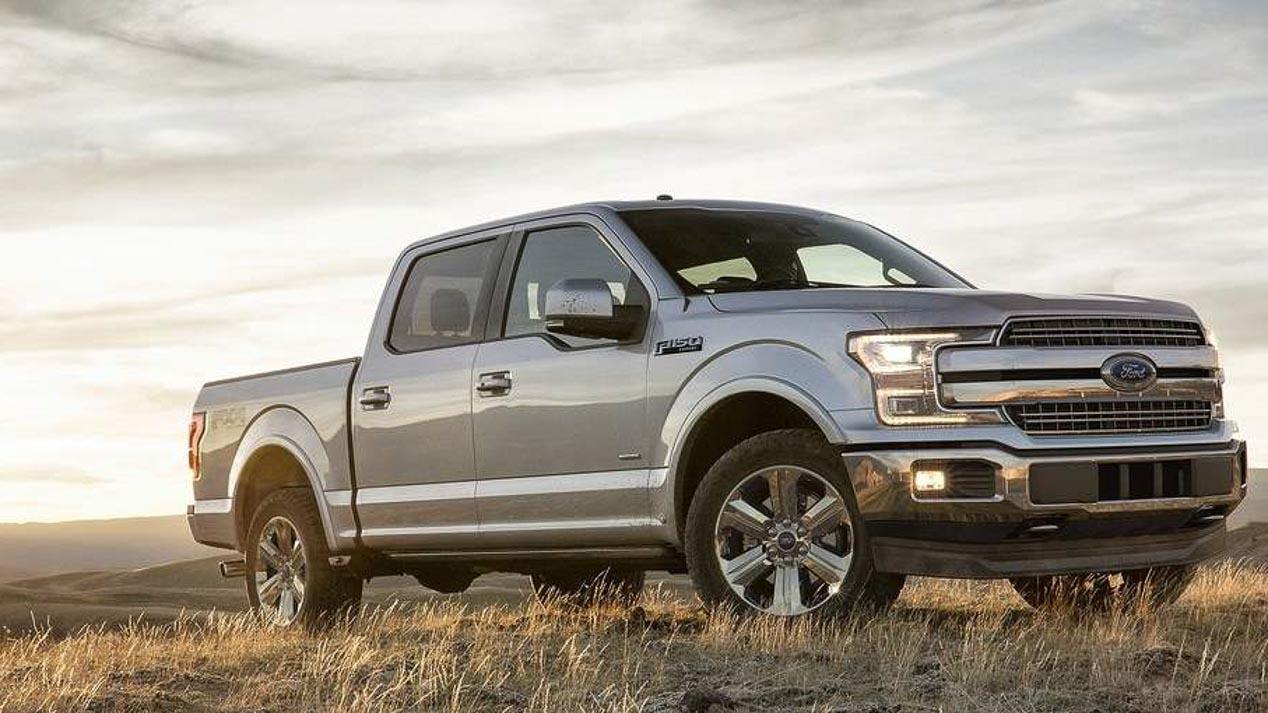 Ford F-150, Chevrolet Traverse, GMC Terrain y VW Atlas R-Line: los grandes coches americanos