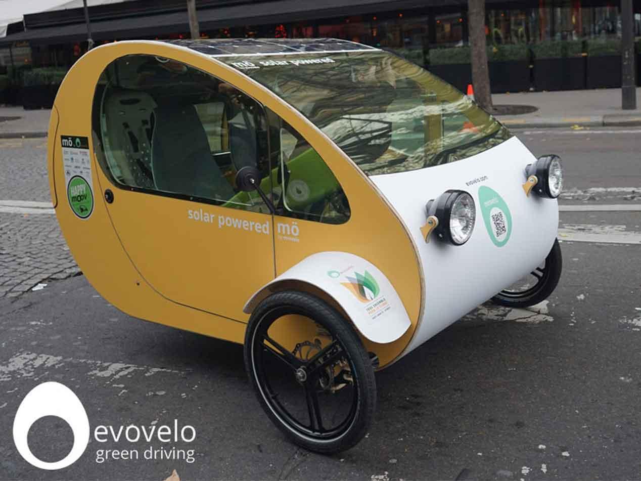 El primer vehículo solar es español y está a punto de llegar a las calles