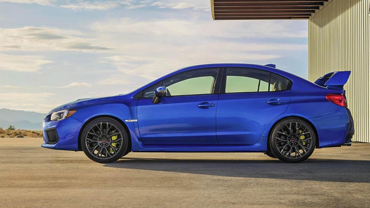 Subaru revisa imagen y mecánica de su modelo más deportivo