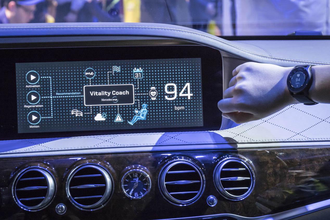 CES 2017: las mejores tecnologías aplicadas al automóvil