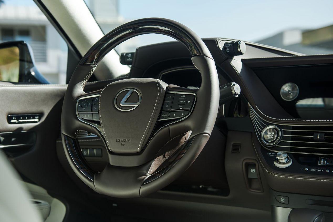 Lexus LS 500: el nuevo buque insignia japonés