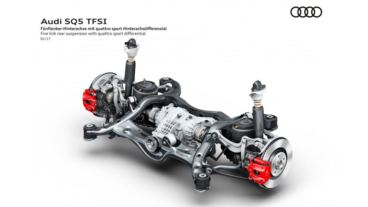 Audi SQ5, así es el SUV más deportivo de Audi