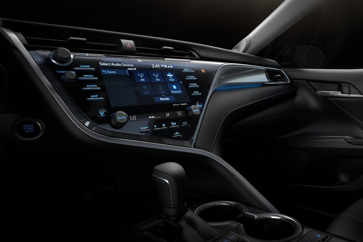 Así será la octava generación del exitoso Toyota Camry