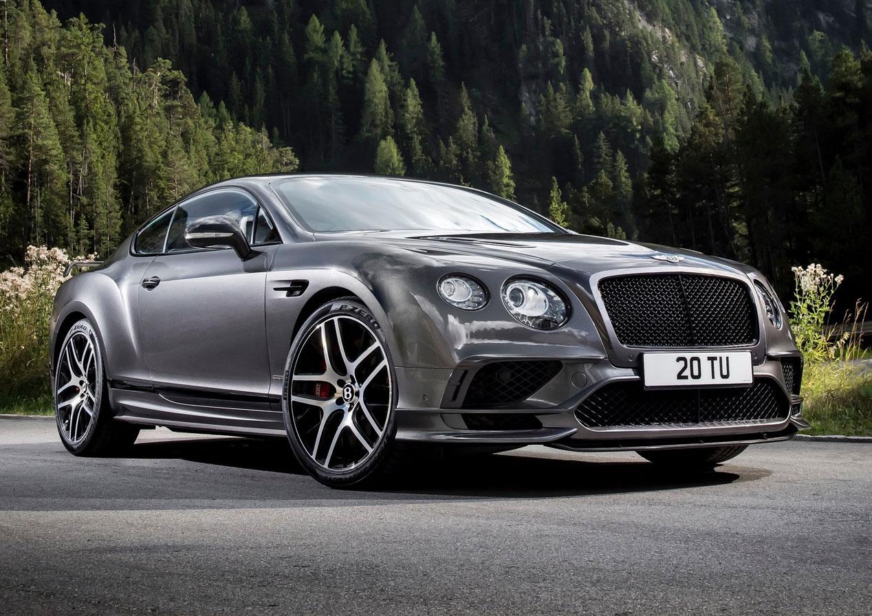 Bentley Continental Supersports 2017