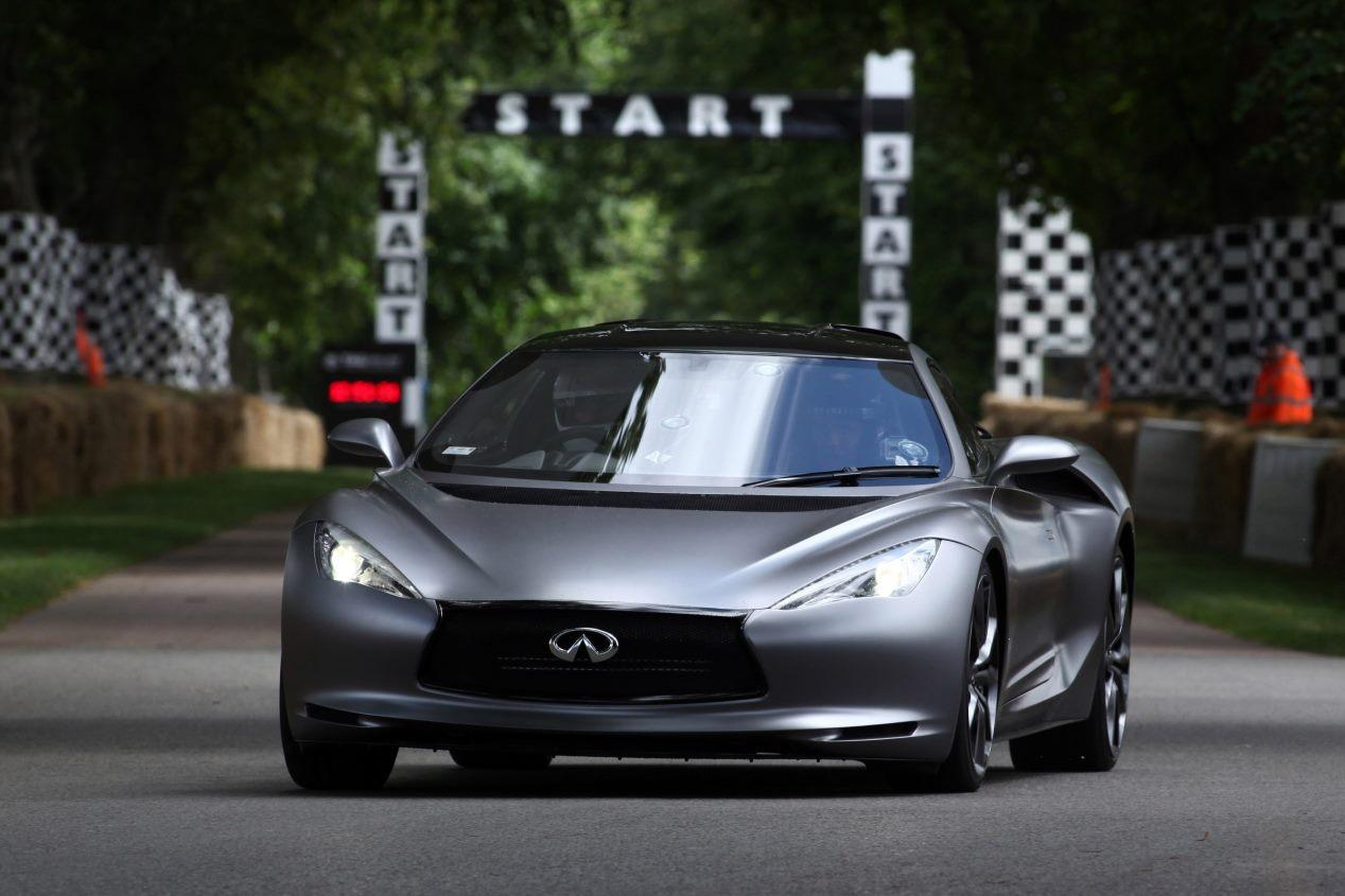 Infiniti lanzará un deportivo eléctrico en 2020