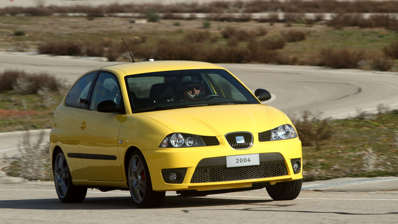 Seat Ibiza Cupra, las generaciones de un deportivo mítico