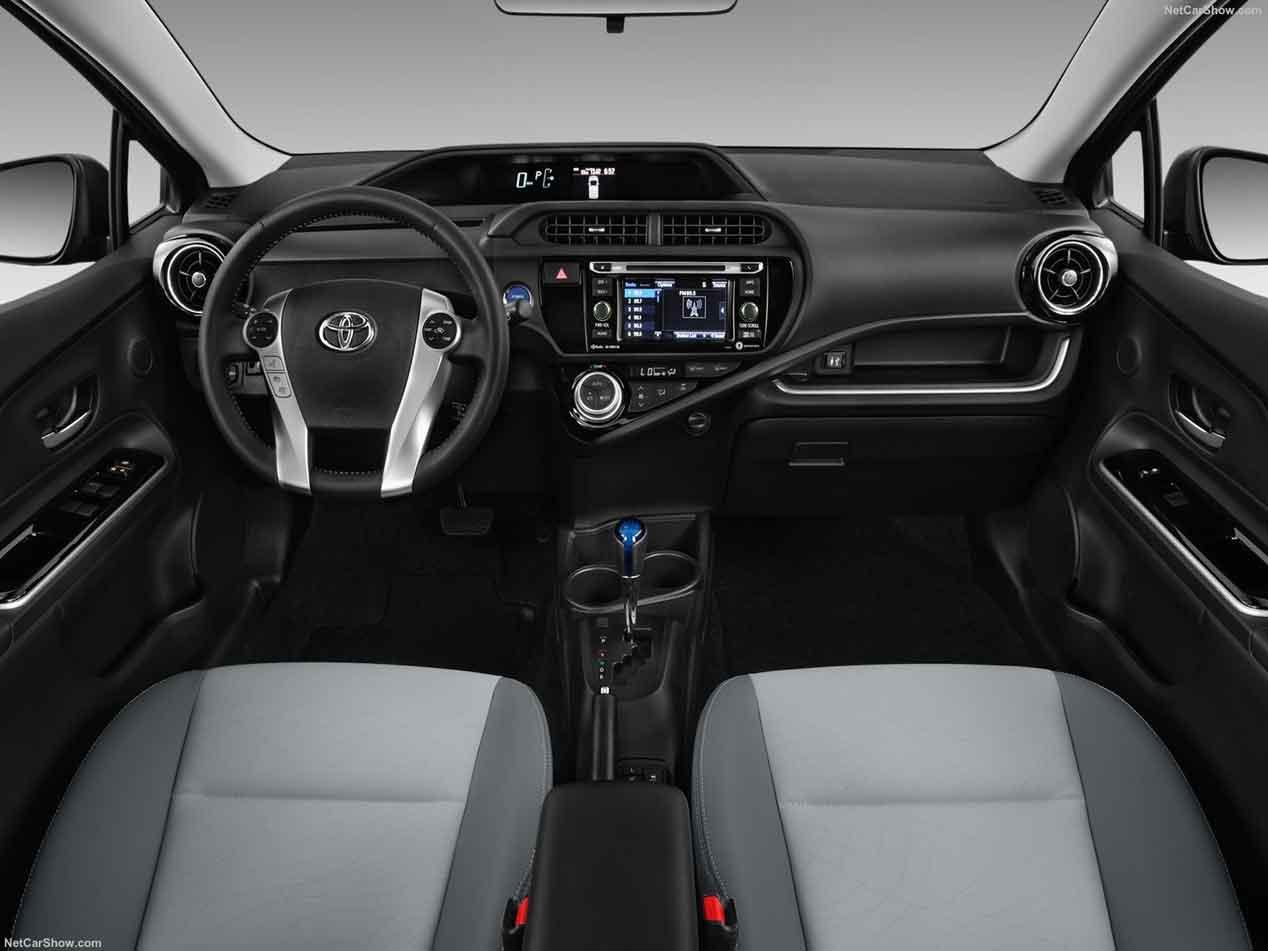 Toyota Prius C 2017: con C de City
