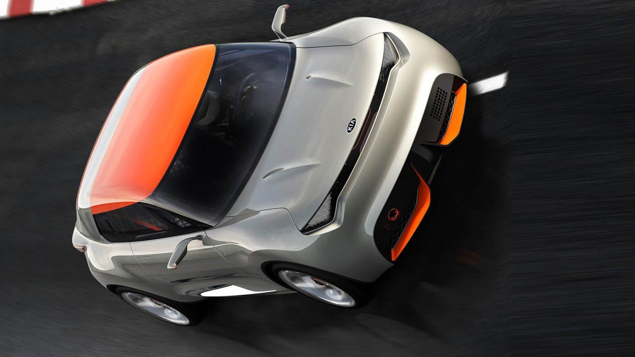 El Kia Stonic podría tomar la base del Kia Provo Concept