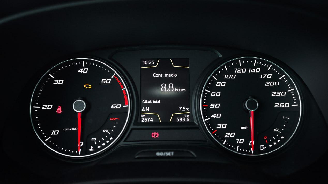 Seat León 2.0 TDI 2017, a prueba el coche español