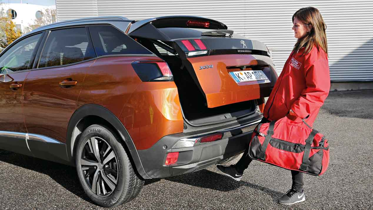 Peugeot 3008 1.6 BlueHDi vs Peugeot 3008 1.2 PureTech, ¿cuál es mejor?
