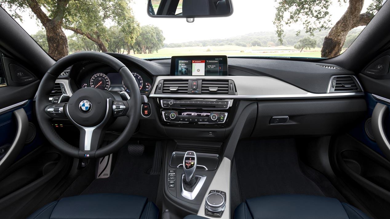 Nuevo BMW Serie 4 2017