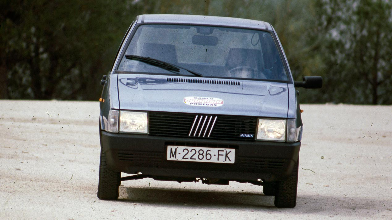 Fiat Uno Turbo, un deportivo mítico de los años 80