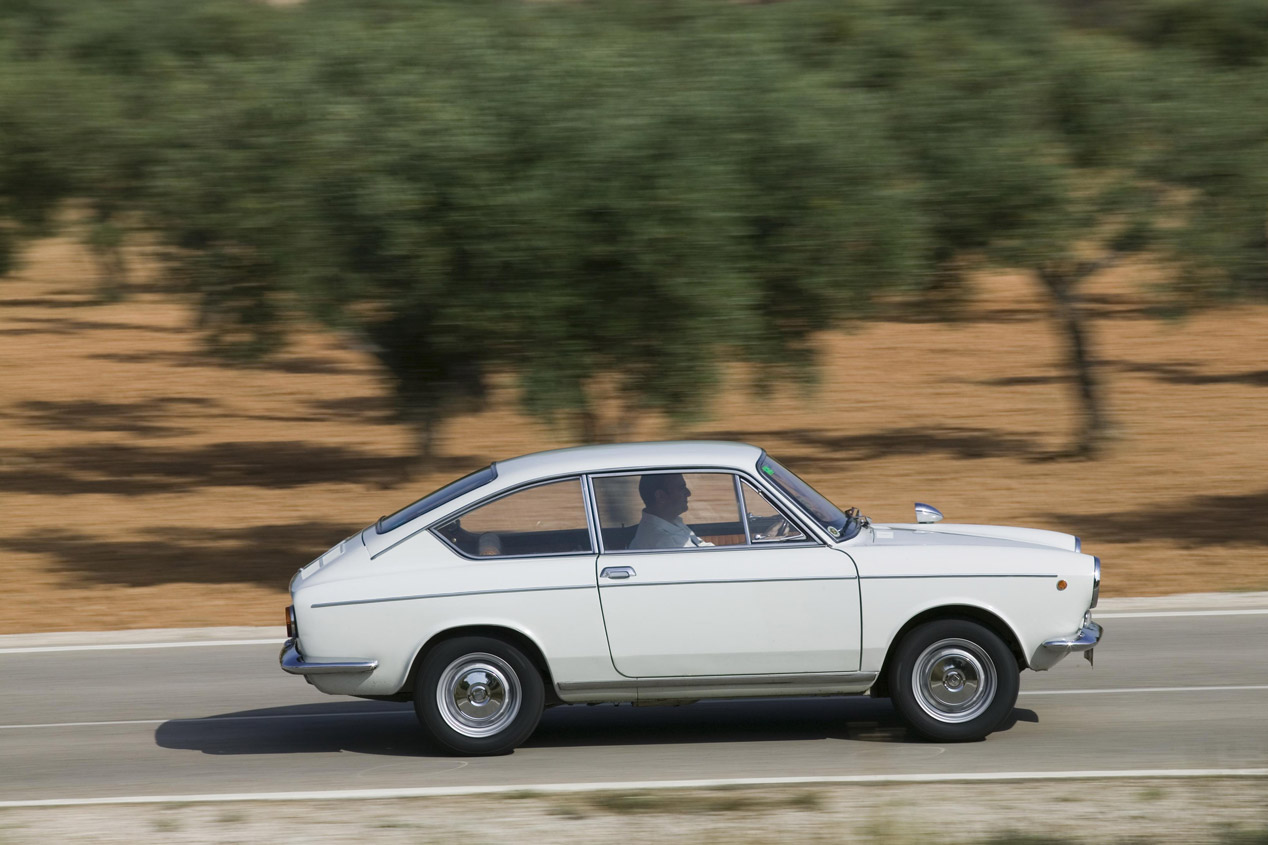 Seat 850 y Seat Ibiza, sus mejores imágenes