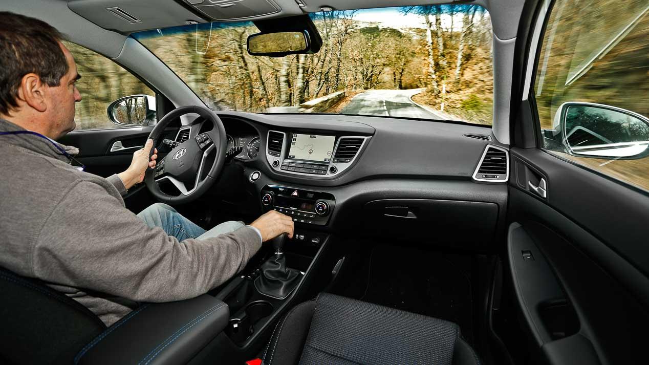 Comparativa: Toyota C-HR vs Hyundai Tucson vs Renault Kadjar