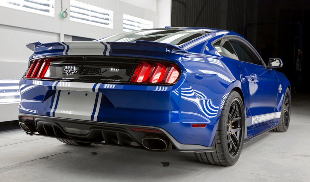 Shelby Super Snake Mustang 50 Aniversario