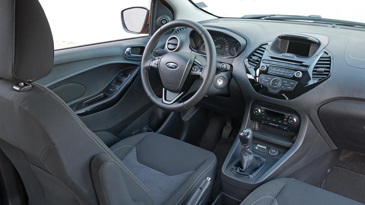 ¿Tu primer coche? Ford Ka+