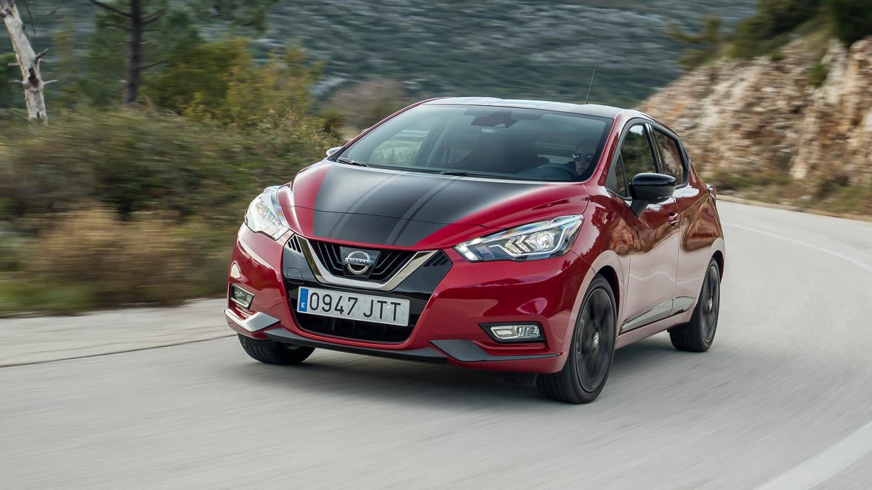 Nissan Micra 2017, nueva generación al gusto europeo