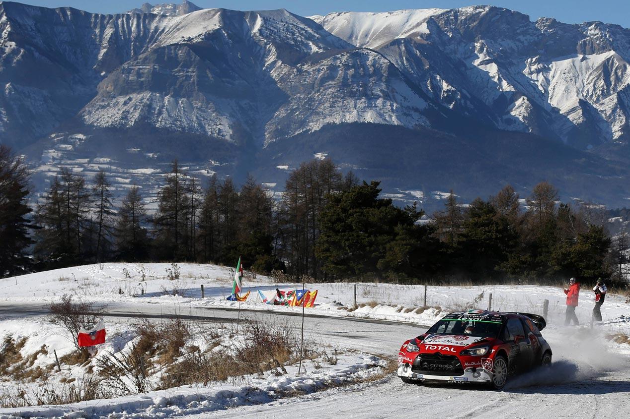 Rallye de Monte-Carlo 2017