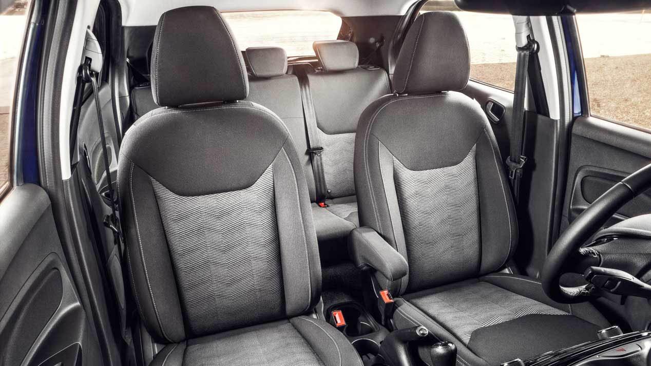 Ford Ka+, buen equipamiento y tecnología