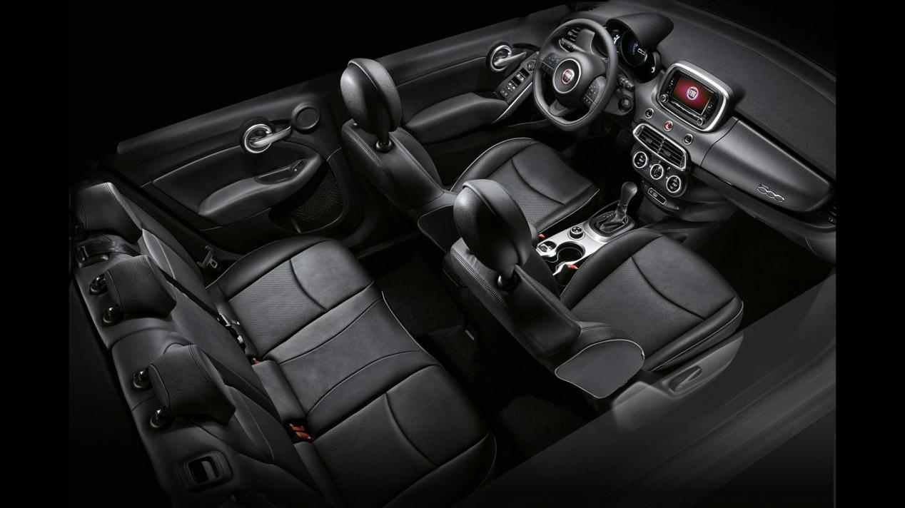 El Fiat 500X se renueva
