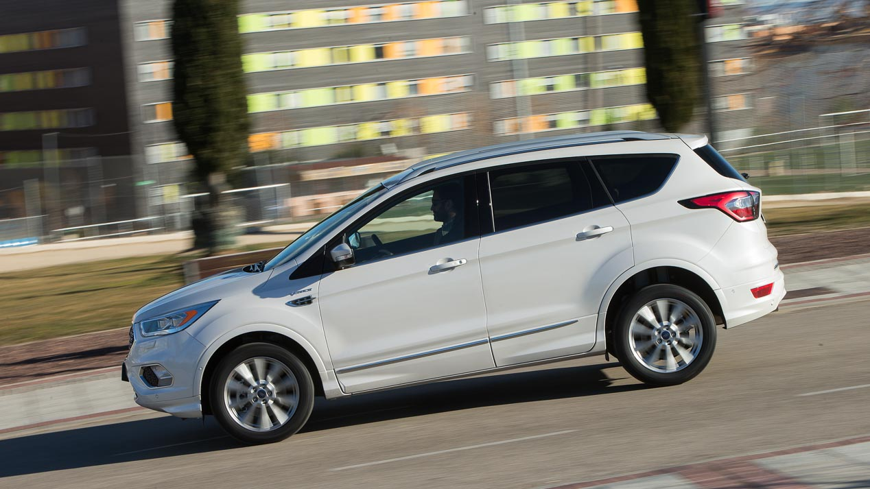 Ford Kuga 2.0 TDCi, Seat Ateca 2.0 TDI y Kia Sportage 2.0 CRDi: todas nuestras mediciones