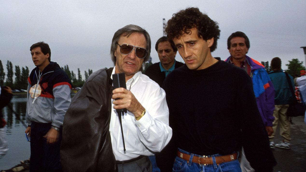 El papel de Ecclestone en la F1: mano de hierro, guante de seda