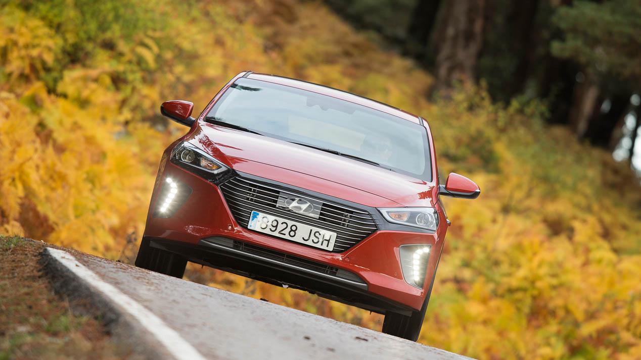 Hyundai Ioniq Híbrido, probamos una de las sensaciones del año