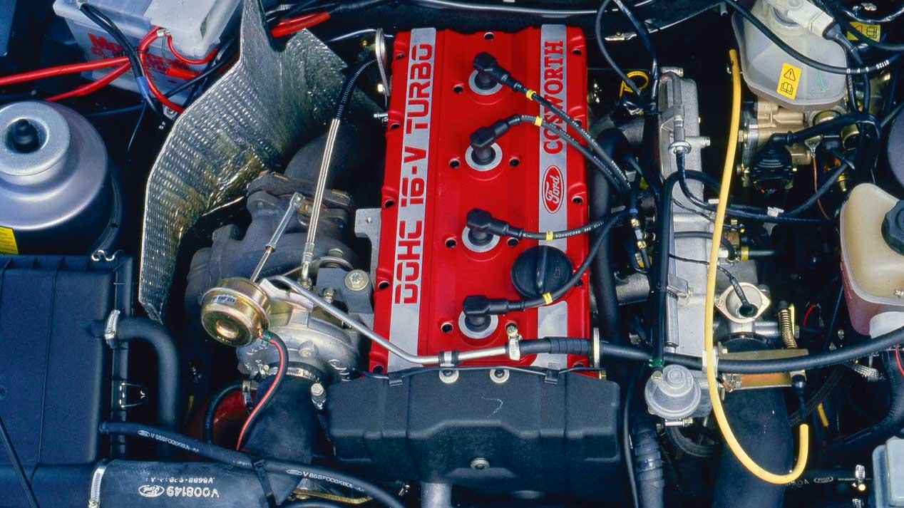 Ford Sierra RS Cosworth: un deportivo mítico, a prueba