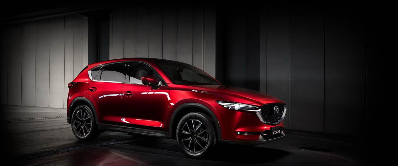 Mazda CX-5 2017 de siete plazas