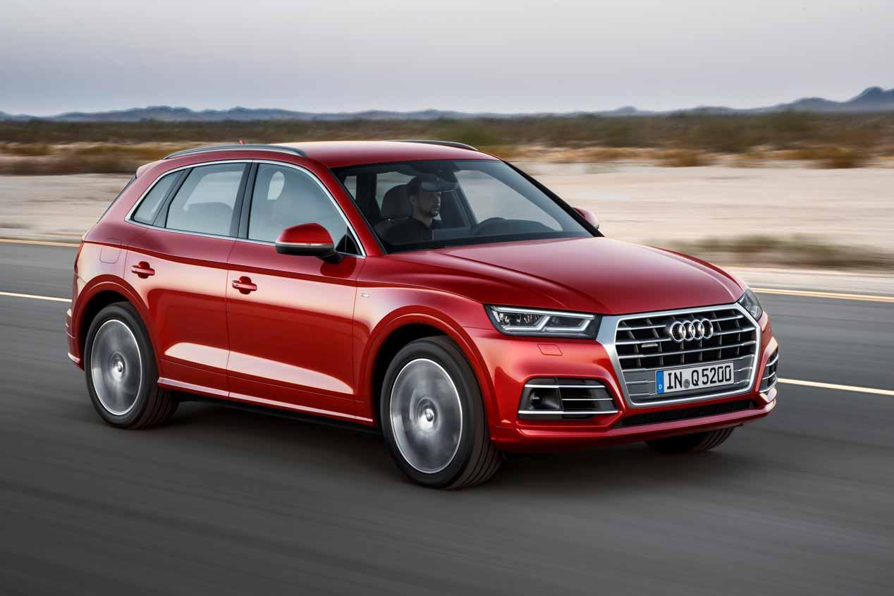 Ya a la venta el Audi Q5 más barato