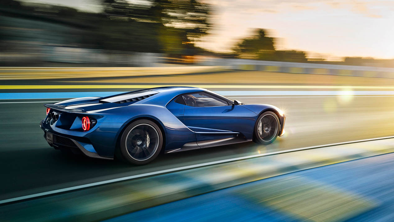 Ford GT, datos técnicos confirmados para la bestia deportiva