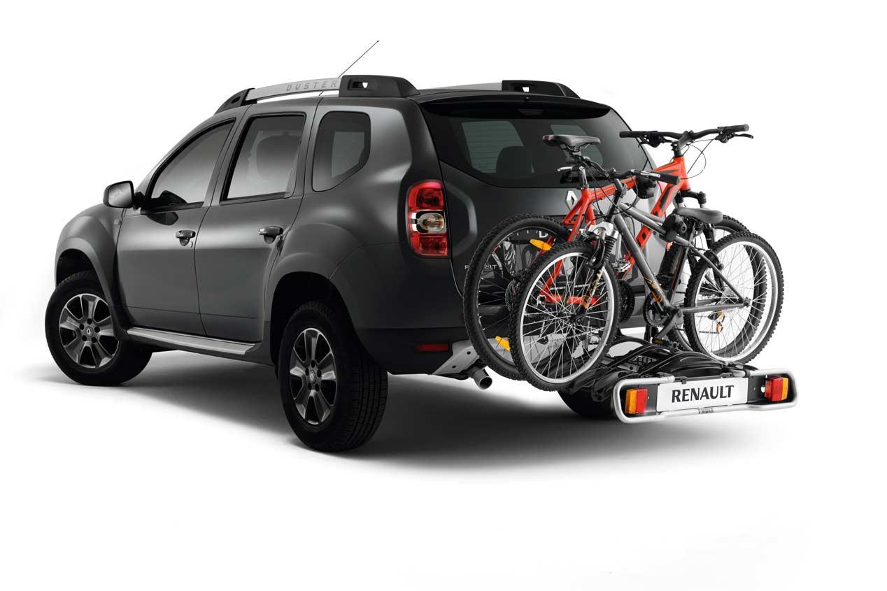 Dacia Grand Duster: el Duster de 7 plazas, en 2018