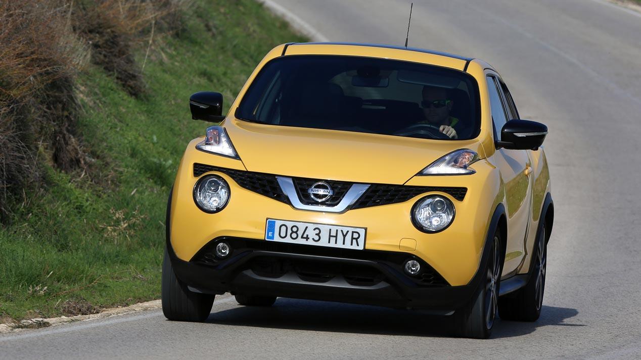 Nissan Juke dCi vs Peugeot 2008 1.6 BlueHDi vs Renault Captur dCi